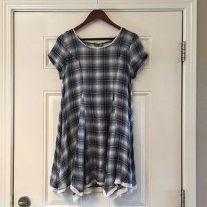 Altar'd State Plaid Dress